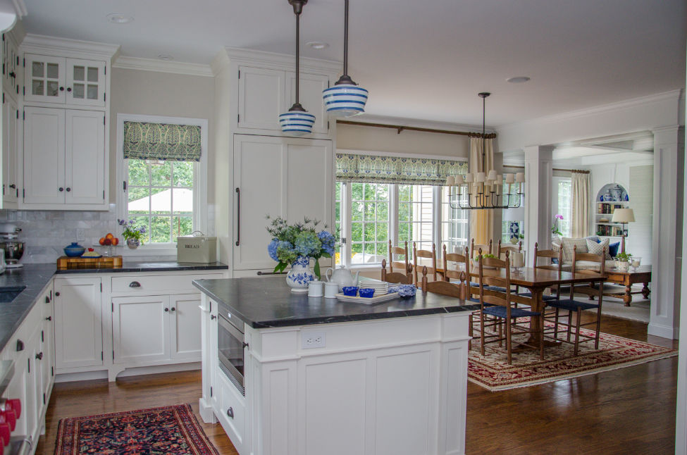 Country Kitchen Interior Design