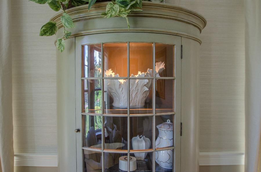 Curio Cabinet By Verve Design