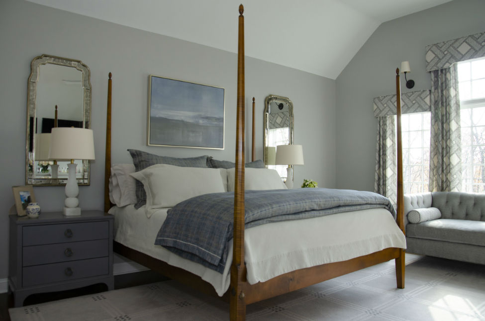 Four Poster Bed Interior Design