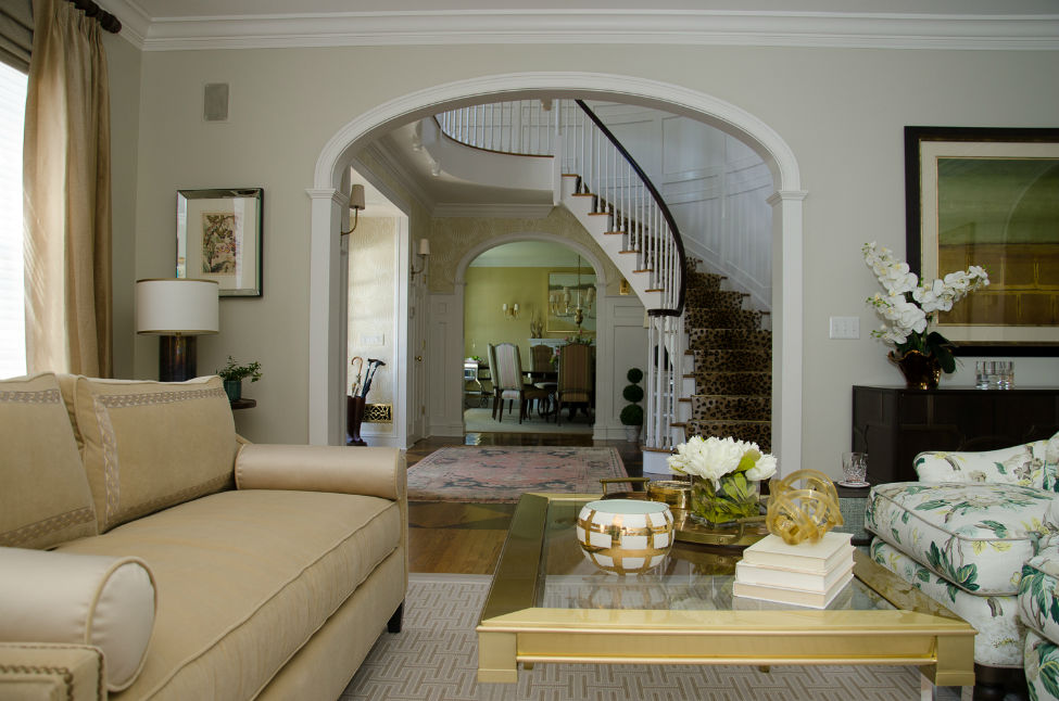 Grand Staircase Verve Design