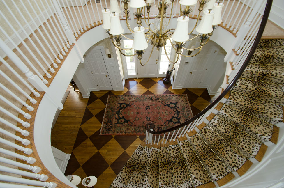 Main Staircase Verve Design