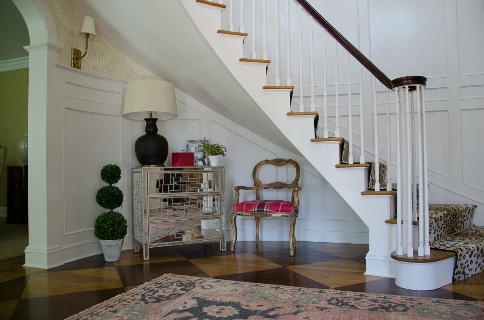Stair Nook Interior Design