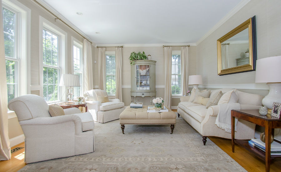 Verve Design Living Room Area