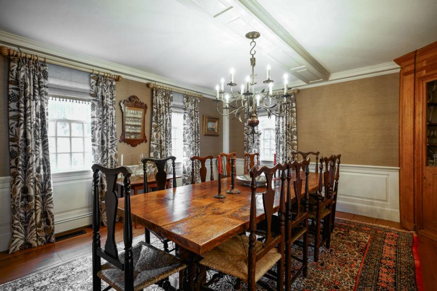 Classic Dining Room Verve Design