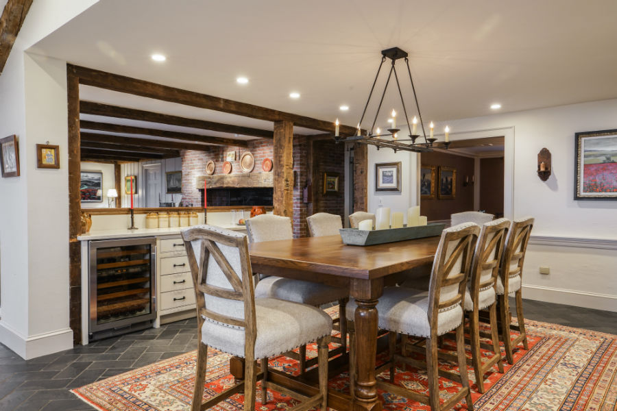 Dining Area Design Bolton Ct By Verve Design