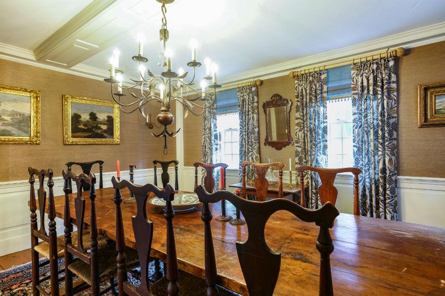 Dining Room Bolton Ct Verve Design