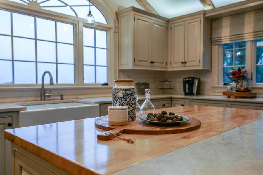Kitchen Island Design By Verve