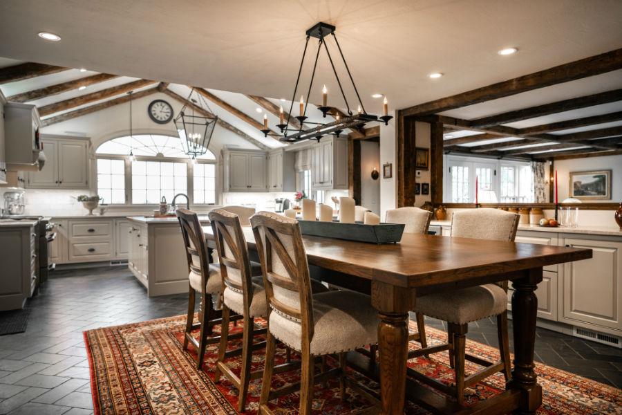 Kitchen And Dining Room Verve Design