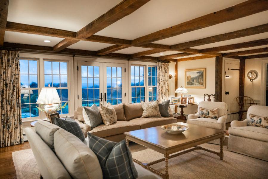 Living Room Area Verve Design Llc