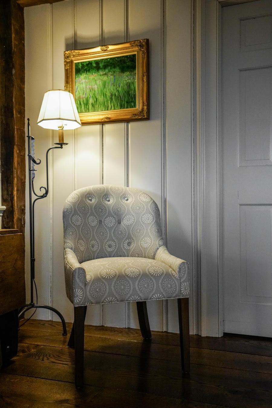 Vintage Chair Verve Design