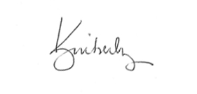Kimberly Signature 1