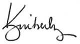 Kimberly Levin Signature