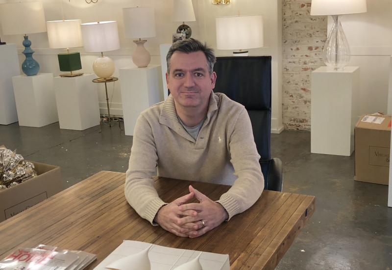 Meet the Expert: Jeff Pomeroy of Visual Comfort Lighting