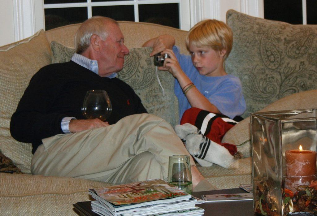 Papa & Ben